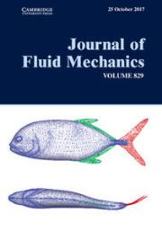 Journal of Fluid Mechanics Volume 829 - Issue  -