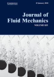 Journal of Fluid Mechanics Volume 835 - Issue  -