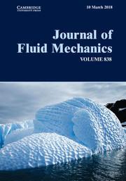 Journal of Fluid Mechanics Volume 838 - Issue  -