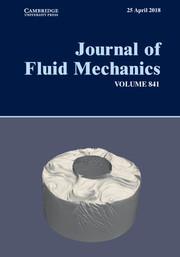 Journal of Fluid Mechanics Volume 841 - Issue  -