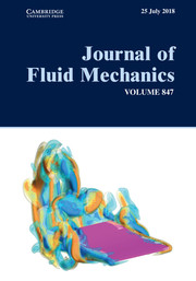 Journal of Fluid Mechanics Volume 847 - Issue  -