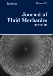 Journal of Fluid Mechanics Volume 848 - Issue  -