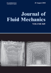 Journal of Fluid Mechanics Volume 849 - Issue  -