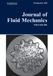 Journal of Fluid Mechanics Volume 850 - Issue  -
