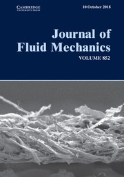 Journal of Fluid Mechanics Volume 852 - Issue  -