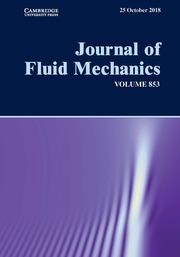 Journal of Fluid Mechanics Volume 853 - Issue  -