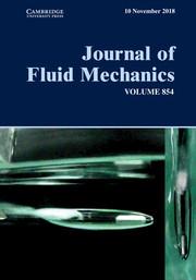 Journal of Fluid Mechanics Volume 854 - Issue  -