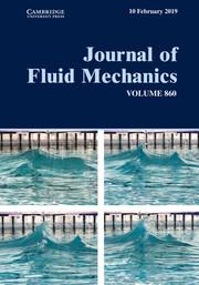 Journal of Fluid Mechanics Volume 860 - Issue  -
