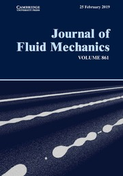 Journal of Fluid Mechanics Volume 861 - Issue  -