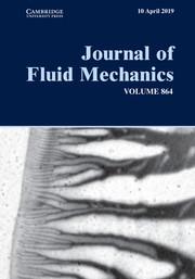 Journal of Fluid Mechanics Volume 864 - Issue  -
