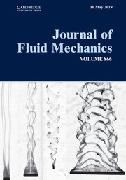 Journal of Fluid Mechanics Volume 866 - Issue  -