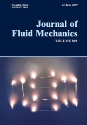 Journal of Fluid Mechanics Volume 869 - Issue  -