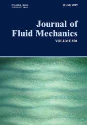 Journal of Fluid Mechanics Volume 870 - Issue  -
