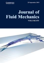 Journal of Fluid Mechanics Volume 875 - Issue  -