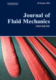 Journal of Fluid Mechanics Volume 876 - Issue  -