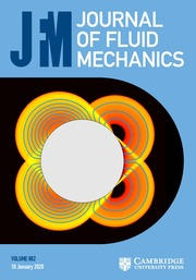 Journal of Fluid Mechanics Volume 882 - Issue  -