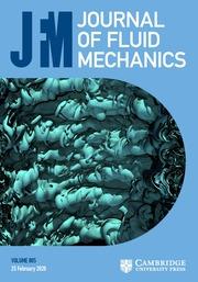 Journal of Fluid Mechanics Volume 885 - Issue  -