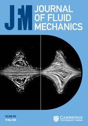 Journal of Fluid Mechanics Volume 890 - Issue  -