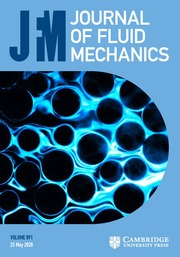 Journal of Fluid Mechanics Volume 891 - Issue  -