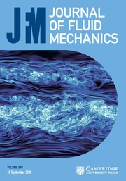 Journal of Fluid Mechanics Volume 898 - Issue  -