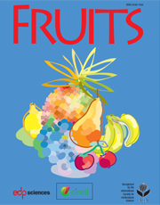 Fruits Volume 67 - Issue 4 -