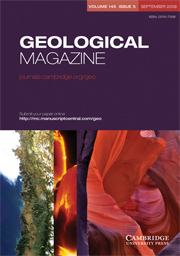 Geological Magazine Volume 145 - Issue 5 -