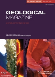 Geological Magazine Volume 151 - Issue 1 -