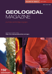 Geological Magazine Volume 151 - Issue 4 -