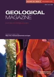 Geological Magazine Volume 152 - Issue 6 -