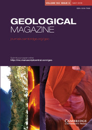 Geological Magazine Volume 153 - Issue 3 -