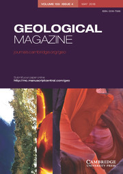 Geological Magazine Volume 155 - Issue 4 -