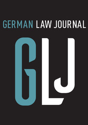German Law Journal