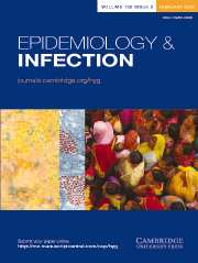 Epidemiology & Infection Volume 136 - Issue 2 -