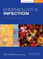 Epidemiology & Infection Volume 136 - Issue 5 -