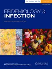 Epidemiology & Infection Volume 136 - Issue 6 -
