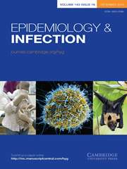 Epidemiology & Infection Volume 143 - Issue 16 -