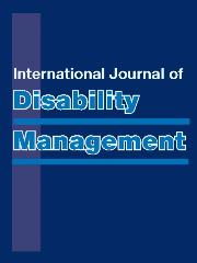 International Journal of Disability Management