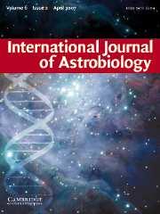 International Journal of Astrobiology Volume 6 - Issue 2 -