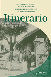Itinerario Volume 34 - Issue 1 -  The Indonesian Economy in the Early Independence Period
