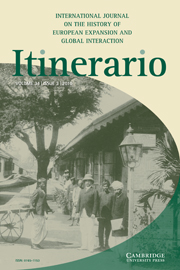 Itinerario Volume 34 - Issue 3 -  Missions and Modernity