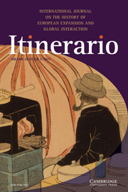 Itinerario Volume 35 - Issue 3 -  Ethnic Ghettos and Transcultural Processes in a Globalised City: New Research on Harbin
