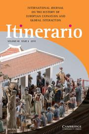 Itinerario Volume 40 - Issue 3 -