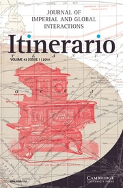 Itinerario Volume 43 - Special Issue1 -  Bankruptcies in the Context of Empire