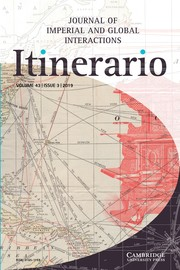 Itinerario Volume 43 - Issue 3 -