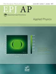 The European Physical Journal - Applied Physics Volume 56 - Issue 1 -  Topical Issue: 5th Colloquium Interdisciplinary in Instrumentation (C2I) 2010