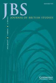 Journal of British Studies Volume 57 - Issue 1 -