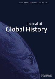 Journal of Global History