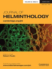 Journal of Helminthology Volume 93 - Issue 2 -
