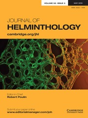 Journal of Helminthology Volume 93 - Issue 3 -