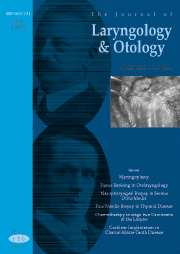 The Journal of Laryngology & Otology Volume 120 - Issue 6 -